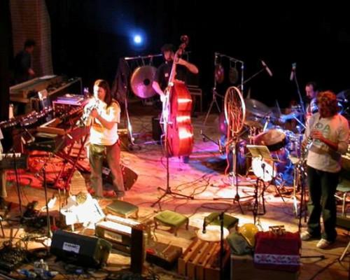 Compagnia d'Arte Drummatica | Recycling live