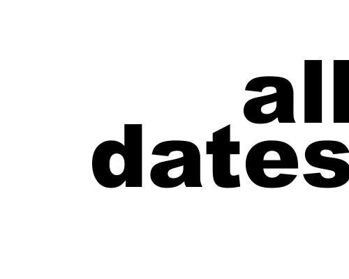 Tutte le date
