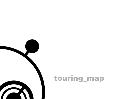 Una mappa per un festival itinerante