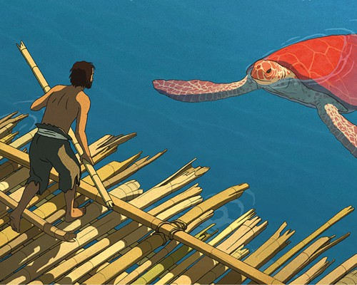 La tartaruga rossa | The red turtle