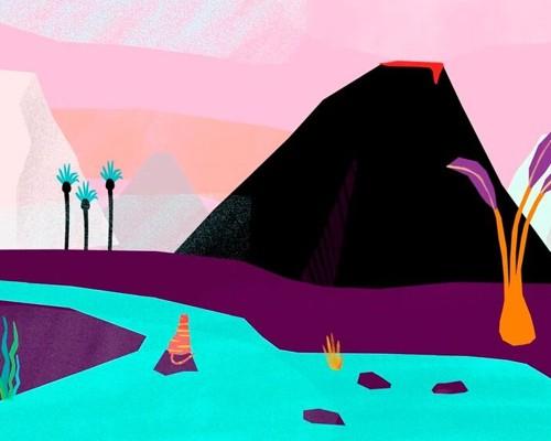 Vulkánsziget