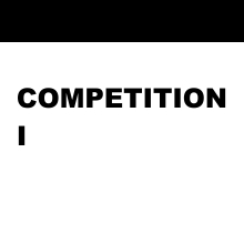 COMPETITION PROGRAM – I