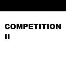 COMPETITION PROGRAM – II