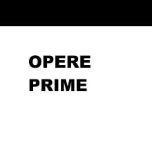 OPERE PRIME