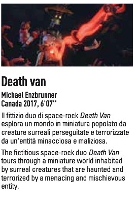 death van