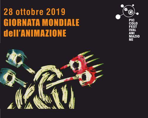 28 ottobre ||| giornata mondiale dell'animazione ||| trieste