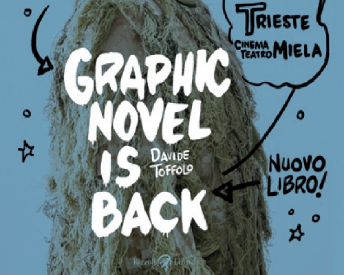 Graphic Novel Is Back-Unplugged